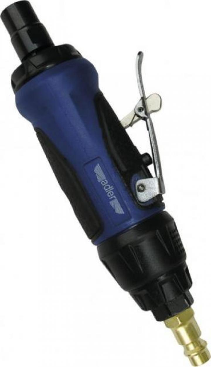 Polizor biax pneumatic Adler AD-1244 6 mm Profesional