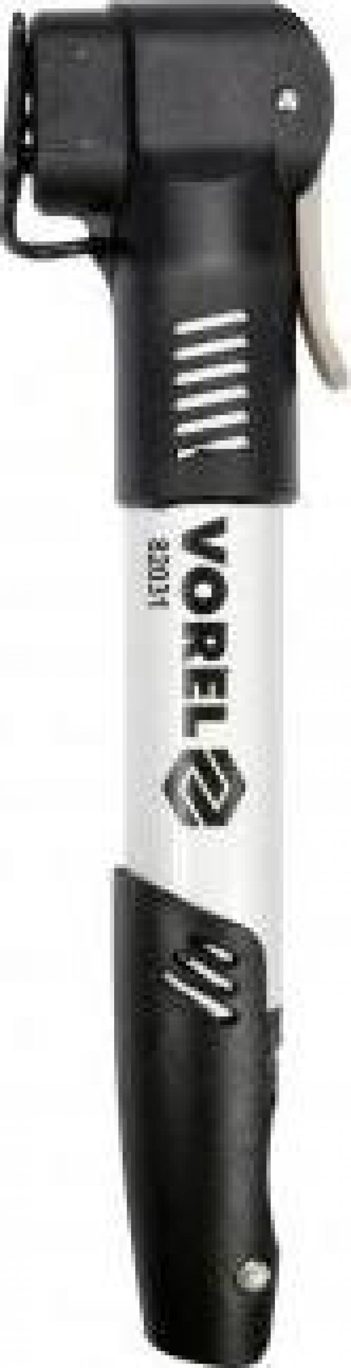 Pompa telescopica pentru biciclete Vorel 82031, Aluminiu
