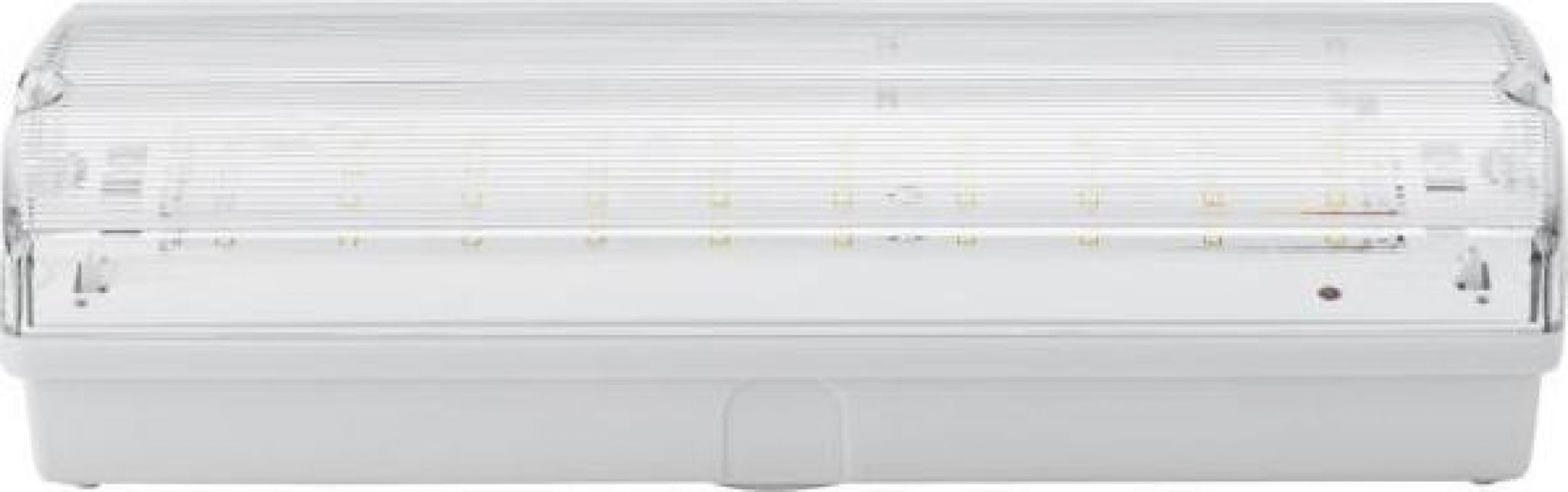 Corp iluminat de siguranta cu LED 3W 30xLED, Well