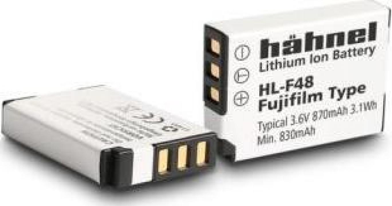 Acumulator Hahnel HL-F48 Fujifilm NP-48 870mAh